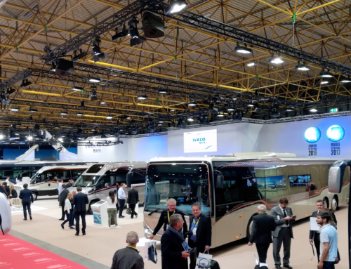 BUSWORLD 2017 – IVECO