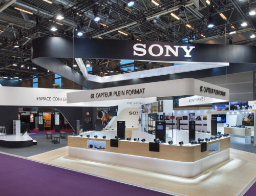 SALON DE LA PHOTO 2018 – SONY