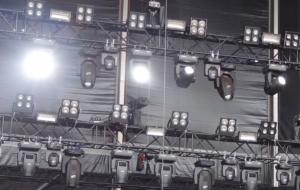 éclairage-de-stand-projecteur