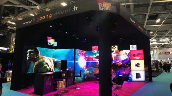 Stand Big Bang Event
