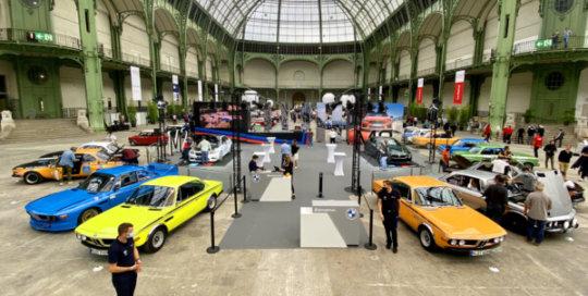 Tour Auto 2020 - BMW