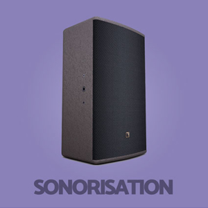 Pictogramme Sonorisation