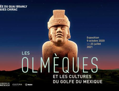 Exposition OLMEQUES musée du Quai BRANLY
