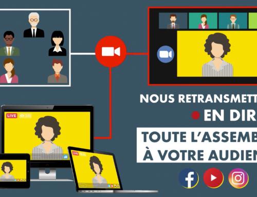 La solution digitale LIVE MULTICAM !