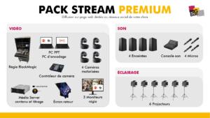 Big Bang - Pack stream premium