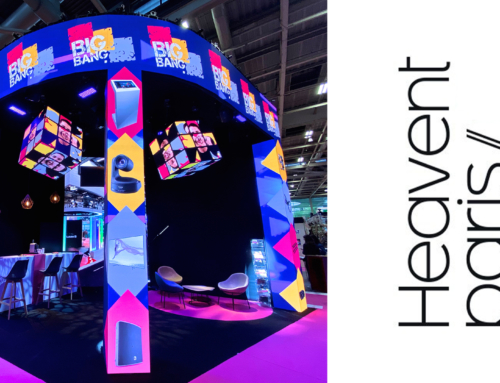 BIG BANG au salon HEAVENT Paris !