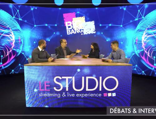 Création du STUDIO TV !