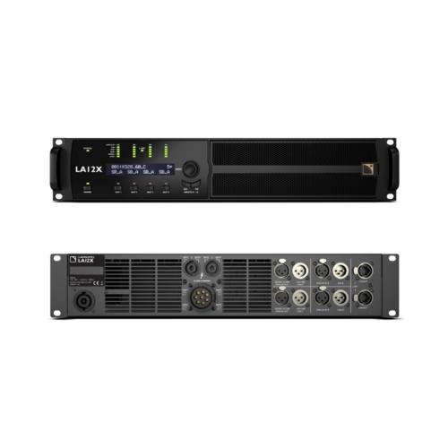 Amplificateur et Processeur