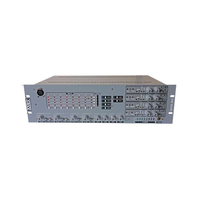 Matrice Audio 8 x 4 AMIX MTA84