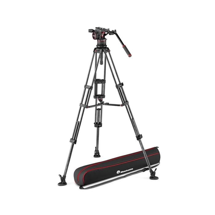Trépied Caméra à Tête Fluide SACHTLER S25